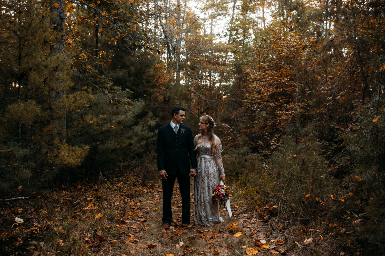 Augusta + Mike Wedding