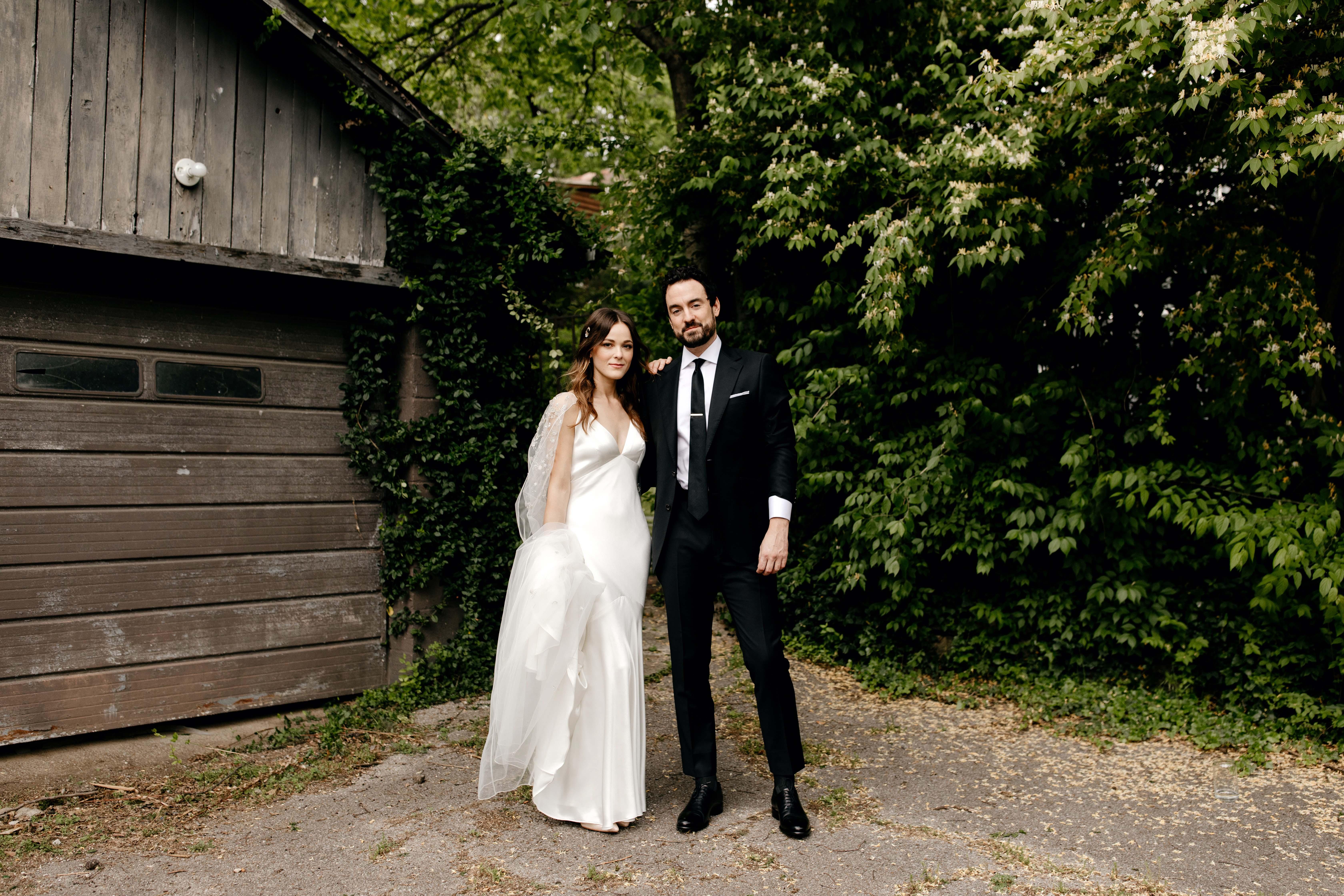 Jillian Jacqueline & Bryan Brown Bohemian Nashville Wedding