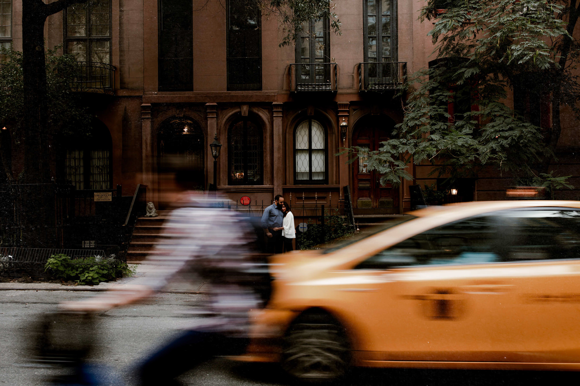 Midtown Manhattan Engagement Session
